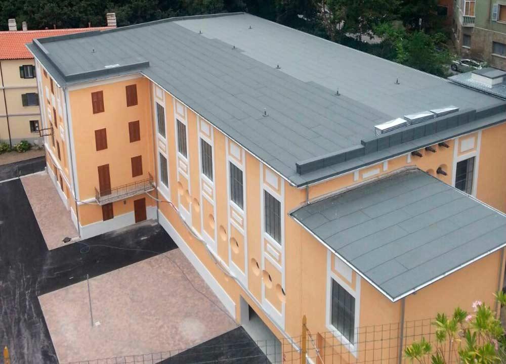Autorimessa multipiano Trieste 1